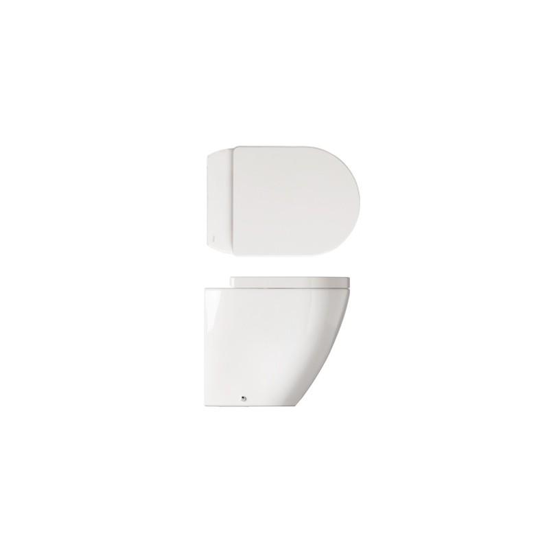 Installazione Wc Filo Parete.Wc Cover Installazione Filo Muro