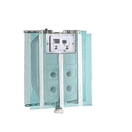 Cassetta da incasso Eco due pulsanti