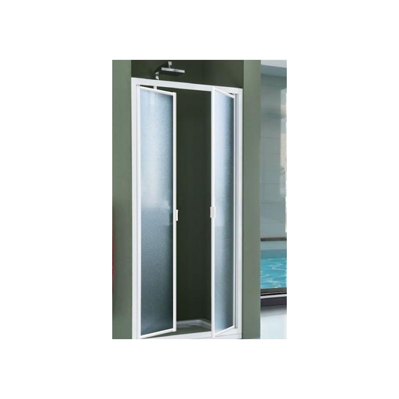 Box doccia - porta a due ante battenti