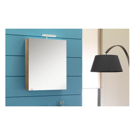 Specchio contenitore 1 anta - Kora  10