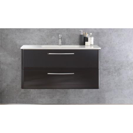 Base portalavabo 2 cassetti + lavabo - Best 01